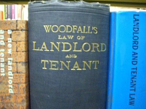 landlord tenant law on tenant screening blog