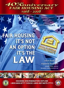fair-housing-law on tenant screening blog