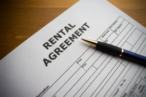 rental agreement on tenant screening blog