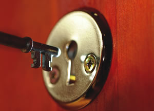 key-and-lock on tenant screening blog