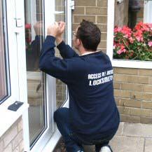 Keep tenants safe with proper deadbolt locks.