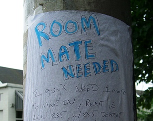 roommate-wanted on tenant screening blog